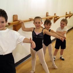 In Class- Ballet